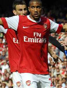 Arsenal-stjerne knipset i Manchester