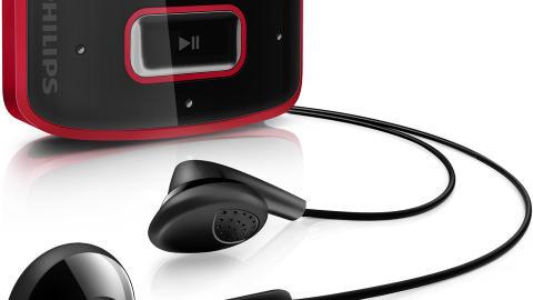 LYDB�KER: Ekspertens beste tips er lydb�ker til barna. En billig MP3-spiller med skjerm gj�r susen.