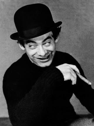KULTFORFATTER: Roland Topor gjorde seg kjent som avantgardeforfatter i Paris, og var en av stifterne av den s�kalte Panique-bevegelsen. Han var en mangfoldig fyr, som spilte roller i filmer som Dusan Makavejevs �Sweet Movie� og Werner Herzogs �Nosferatu�.