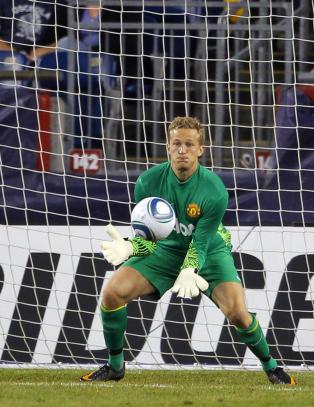 Ferguson varsler duell mellom de Gea og Lindegaard