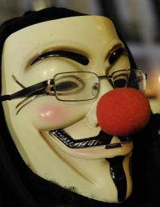 Anonymous: - Vi har hacket NATO