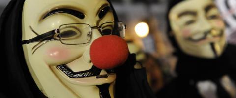 Anonymous: - Vi har hacket NATO