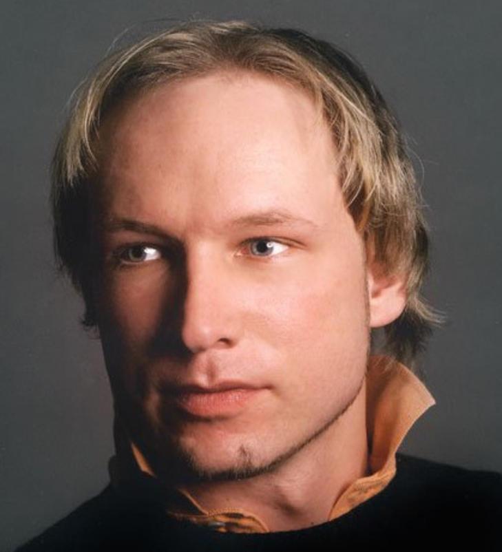 SIKTET: Anders Behring Breivik er mistenkt for begge massedrapene i dag.