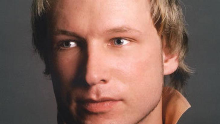 SITERTE EN REKKE FORBILDER: Anders Behring Breivik siterte sine forbilder i stort omfang i sitt s�kalte manifest.