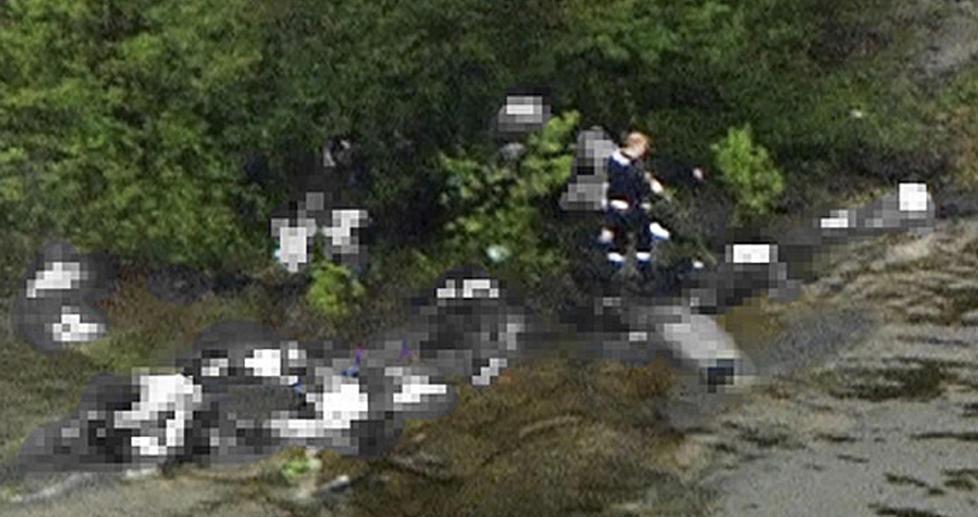 OVERLEVDE MARERITTET: 17-�rige Anzor Djoukaev ble mistenkt for � ha samarbeidet med Anders Behring Breivik. Han ble holdt fanget til dagen etter. Foto:  REUTERS/Marius Arnesen/NRK/Scanpix