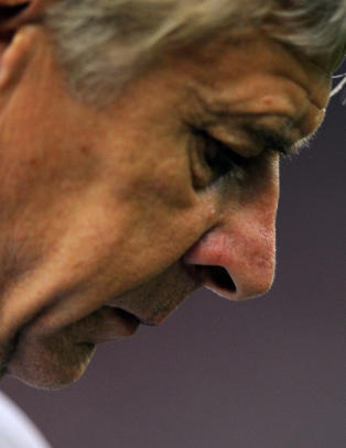 J�ss, n� har Wenger f�tt fram lommeboka