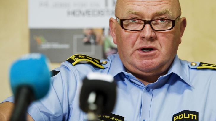STABSJEF: Johan Fredriksen.   Foto: AFP PHOTO/JONATHAN NACKSTRAND/Scanpix