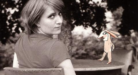 PRISVINNER: Barnebokforfatter Kitty Crowther ble i fjor tildelt den prestisjefylte Litteraturprisen til minne om Astrid Lindgren. Foto: EPA/ASTRID LINDGREN MEMORIAL AWARD/Scanpix