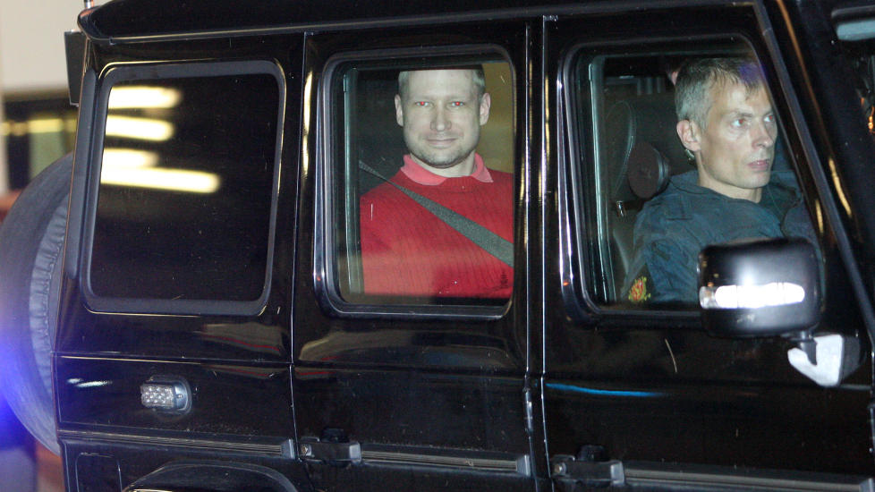 UKJENT NAVN: Europas fremste ekspert p� h�yreekstreme bevegelser hadde aldri h�rt om Anders Behring Breivik. Han tror ikke han har hatt noen tilknytning til den h�yreekstreme bevegelsen. Foto: Bulls