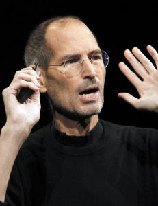 Steve Jobs trekker seg som Apple-sjef