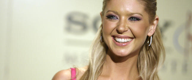 Tara Reid gleder seg til  bli feit