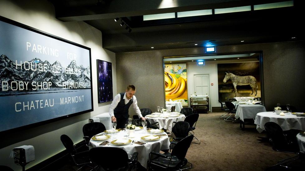 Gammelt og nytt: Det siktes mot stjernene p� gjen�pnede Bagatelle, men det mangler litt f�r restauranten kan stille seg helt �verst p� pallen. Foto: Thomas Rasmus Skaug  / Dagbladet