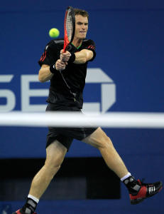Enkel seier for Murray i US Open