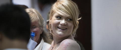 Norge varslet statsadvokaten om at Stina hadde r�mt