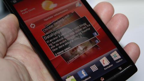Mye ressurser fra telefonen din foto marius s eltervåg mobili no