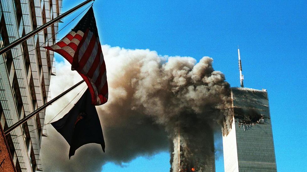 MOSSAD VISSTE: �De fem ble sluppet etter press ovenfra�, skriver artikkelforfatteren om fem israelere som ble mistenkt, men s� sluppet l�s i tiden etter 11. september 2001. Foto: Craig Allen/Getty Images