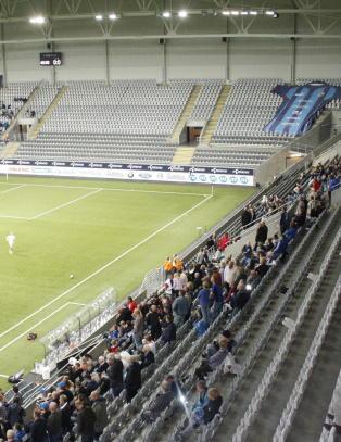 NTF-sjefen bagatelliserer publikumskrisa i norsk fotball