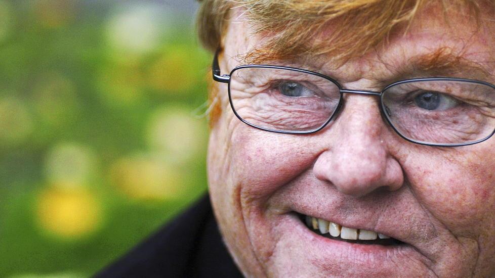 SV-VETERAN: Stein �rnh�i mener Audun Lysbakken b�r bli leder av SV. Han er den f�rste store SV-profilen som n� g�r ut og peker p� sin favoritt til � ta over etter Kristin Halvorsen. Foto EIK/ROBERT S. Dagbladet