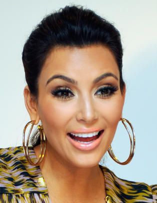 Kim Kardashian troner verst i ny kring