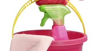 Vaske parkett med eddik