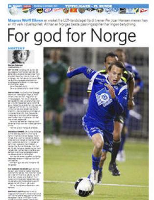 For norsk for Sverige