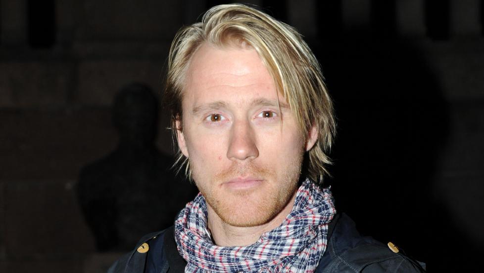 ER BLITT FAR IGJEN: Skuespiller Thorbj�rn Harr er glad. Foto: Ole Morten Myrvoll / Stella Pictures