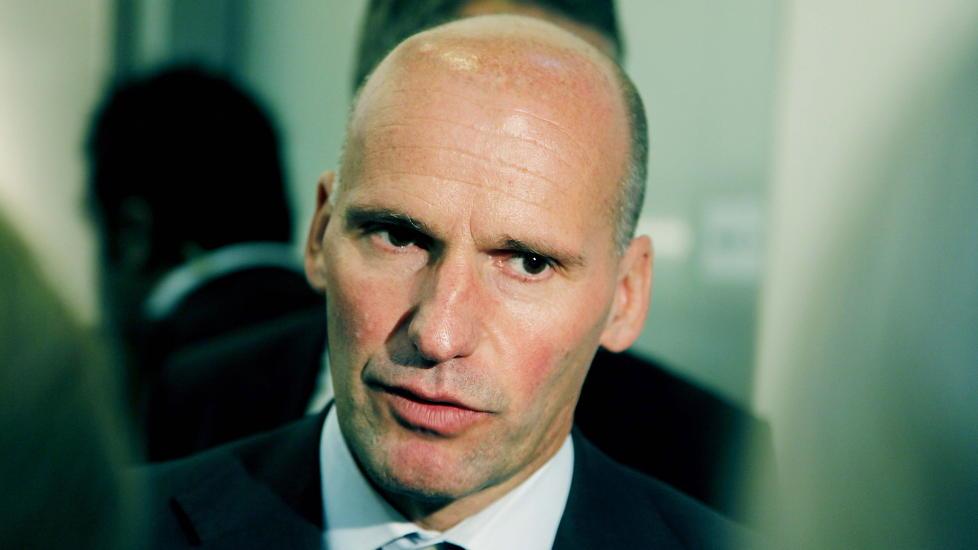 NYE AVH�R:  Anders Behring Breivik sitter i kveld i nya avh�r. Avh�rene har omhandlet radikaliseringspunkter sier forsvarer Geir Lippestad  Foto: Jacques Hvistendahl