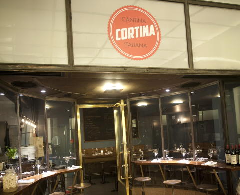 Restaurant Cantina Cortina. Foto: Thomas Rasmus Skaug / Dagbladet