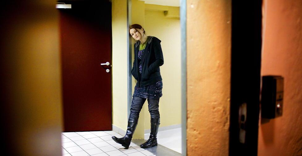 STILLE DRAMA: Merethe Lindstr�m er ute med sin roman nummer sju, �Dager i stillhetens historie�. Her er stemningen suggererende i sitt stille drama, mener anmelderen. Foto: Lars Eivind Bones