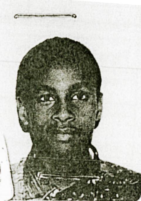 DR�MTE OM � BLI LEGE: Bildet fra da Abdi var elleve �r og s�kte asyl i Norge. Foto: PRIVAT