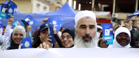 Islamister vil ta makta i Tunisia
