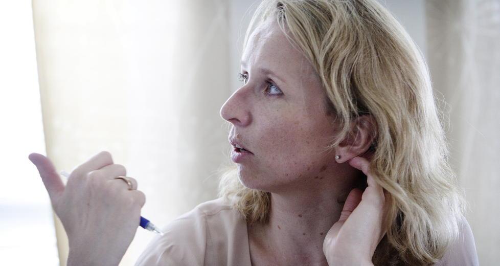 SKAL EVALUERE SEXKJ�PSLOVEN:  Justisdepartementet er i gang med forarbeidet til en evaluering av sexkj�psloven.  Foto: Linn Cathrin Olsen / SCANPIX