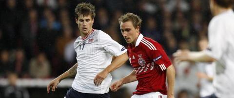 Norge m�ter Danmark 15. november