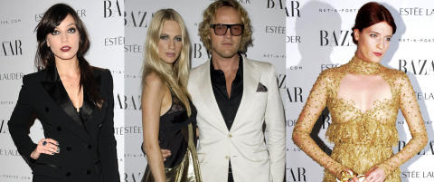 Norske Peter Dundas festet med stjernene