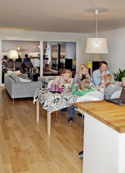 Her er rommet som alle i familien trives i   magasinet   dagbladet.no