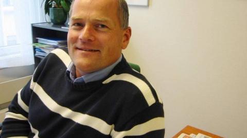DAGLIG LEDER: Generalsekret�r i Populus Jan Heier. Foto: Populus.no