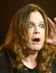 Ozzy gjr comeback i Black Sabbath