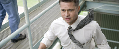 Brad Pitt pensjonerer seg nr han blir 50