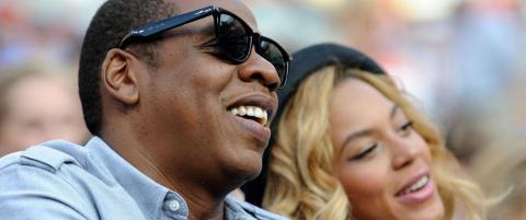 Jay-Z med sanghyllest til datteren