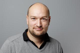 OVERRASKET: NRKs langrennskommentator Jann Post. Foto: H�kon Mosvold Larsen / Scanpix .