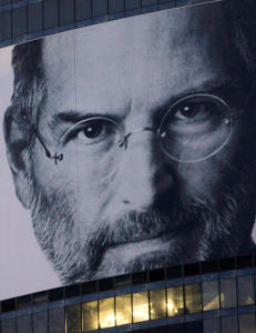 Apple har valgt Steve Jobs' etterflger