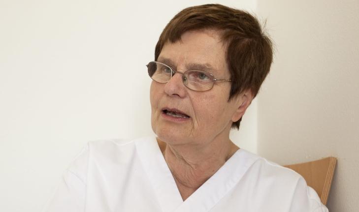 �KNING:   Professor Sophie Foss� ved Oslo universitetssykehus Radiumhospitalet sier det er et paradoks at Norge og Sverige ligger p� topp i verden n�r det gjelder d�delighet av prostatakreft, uten at ekspertene kan forklare hvorfor. Foto: Christian Thomassen / SCANPIX