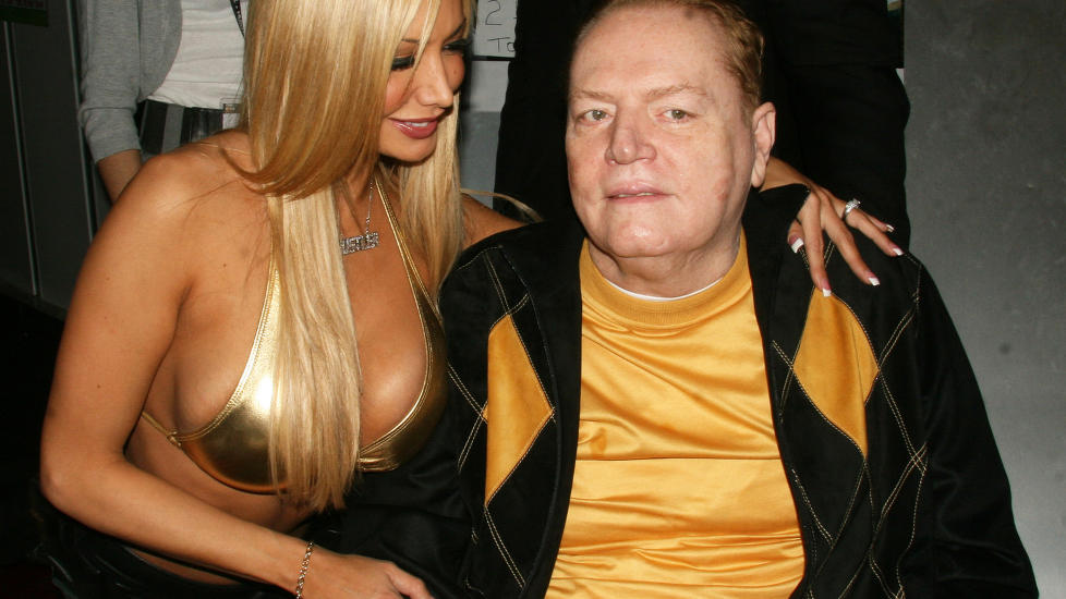 LARRY FLYNT: 69-ringen har vrt gift fem ganger og har fire dtre og en snn. En av dtrene hans har blitt en kristen aktivist imot pornoindustrien. Foto: Stella Pictures