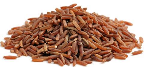 R�D RIS: Den r�de risen er noks� klebrig og har en intens smak.  FOTO: iStockphoto