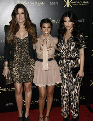 Kourtney Kardashian er gravid