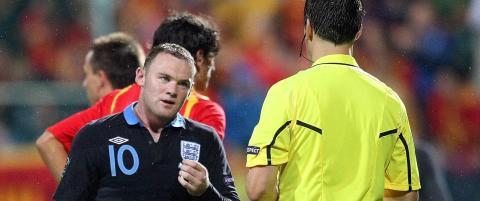 Capello h�per Rooney er klar til Englands tredje EM-kamp