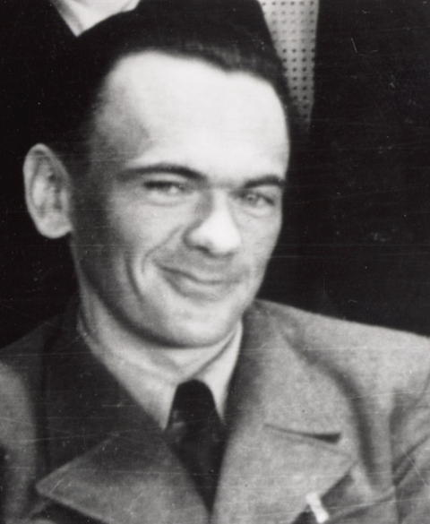 NAZIST: Henry Rinnan.