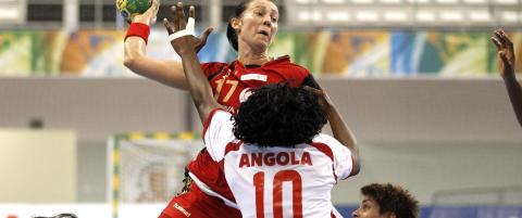 Angola skremte Montenegro