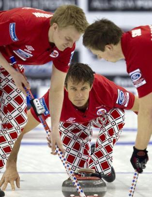 Stavanger fikk curling-EM i 2013