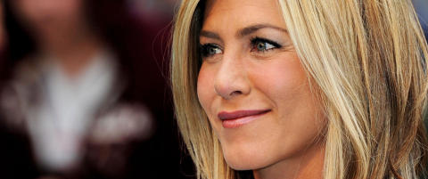 Jennifer Aniston er tidenes hotteste kvinne